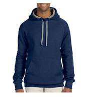 Custom Hanes Nano Pullover Hooded Sweatshirt Mens