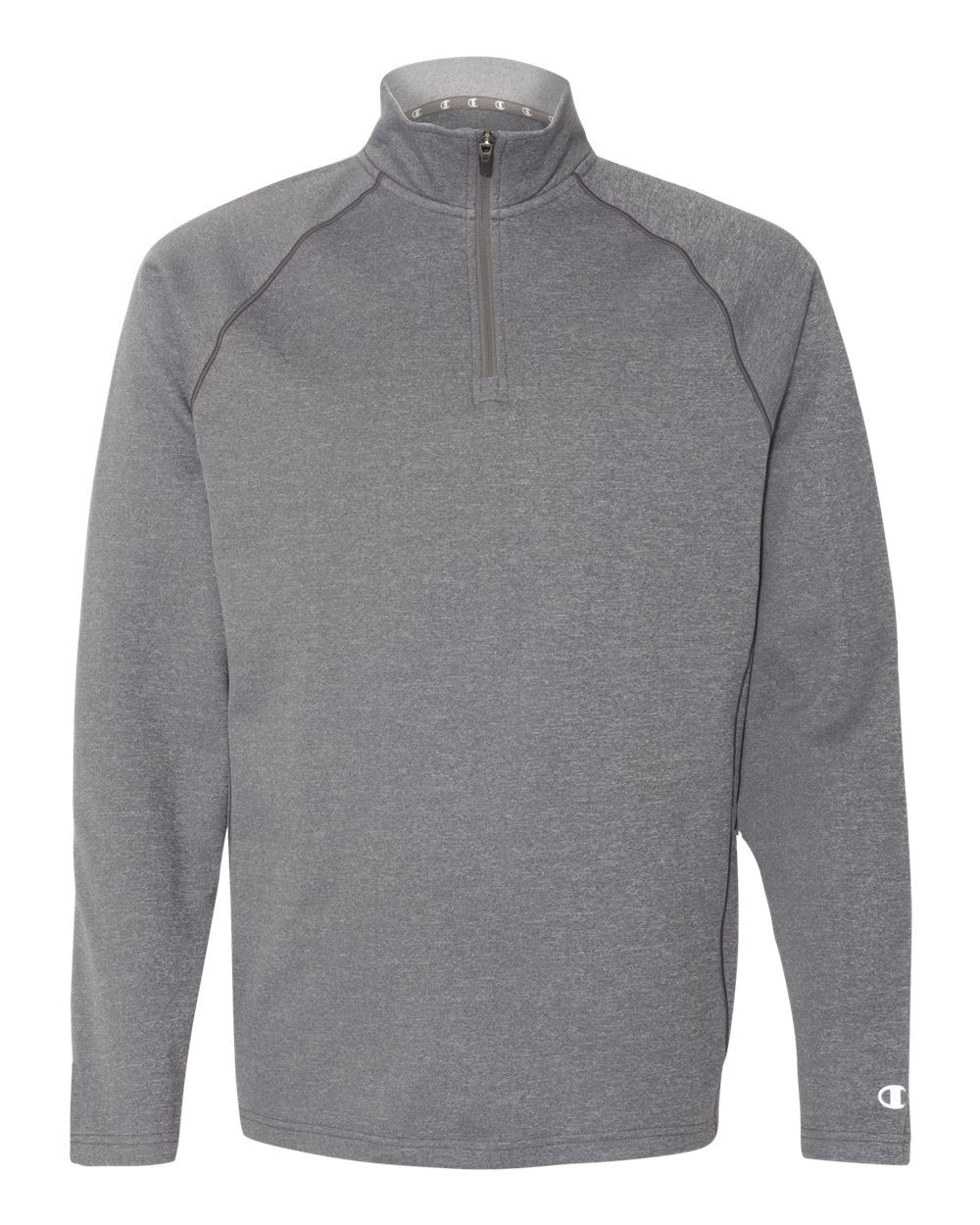 Champion 5.4 oz Performance Colorblock Quarter-Zip Pullover