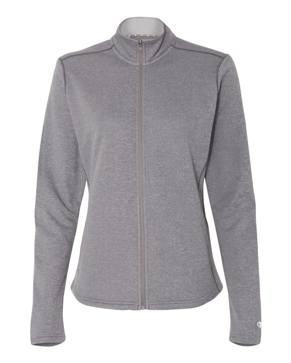 Champion Ladies 5.4 oz Performance Colorblock Full-Zip Jacket