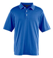 Custom Mens Pima-Tech� Jet Pique Polo