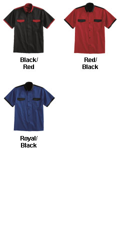 Bristol Bowling Shirt - All Colors