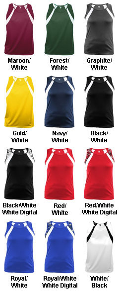 Aero Ladies Singlet - All Colors