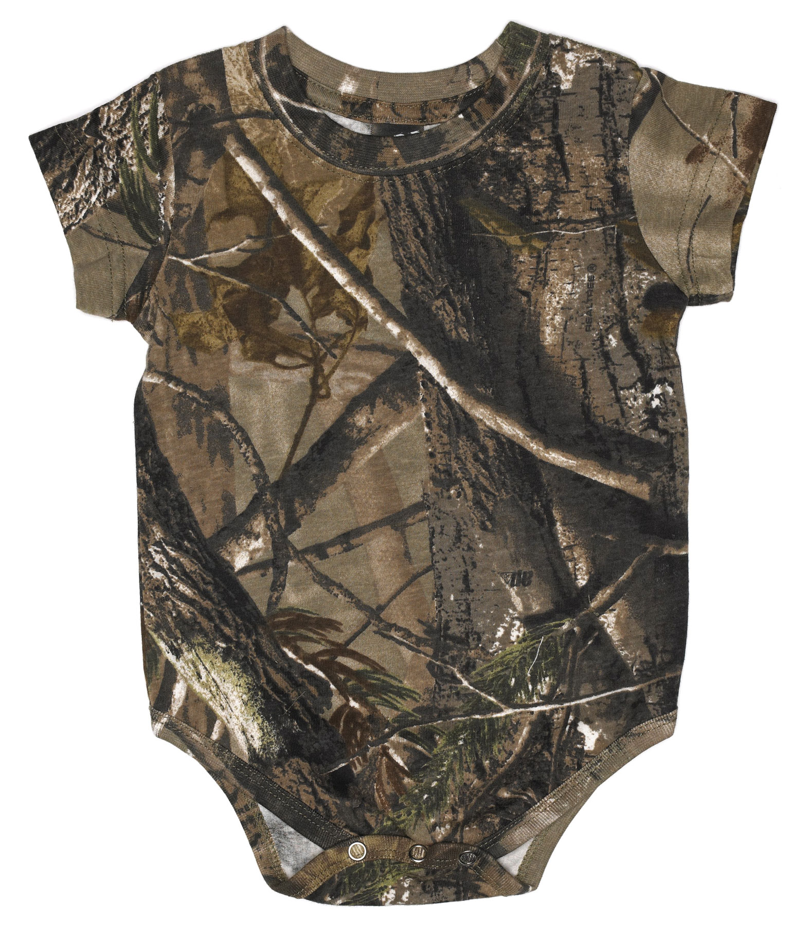 Officially Licensed REALTREE� Infant Camouflage Creeper by Code V