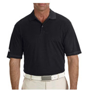 Adidas Golf Mens ClimaLite® Contrast Stitch Polo