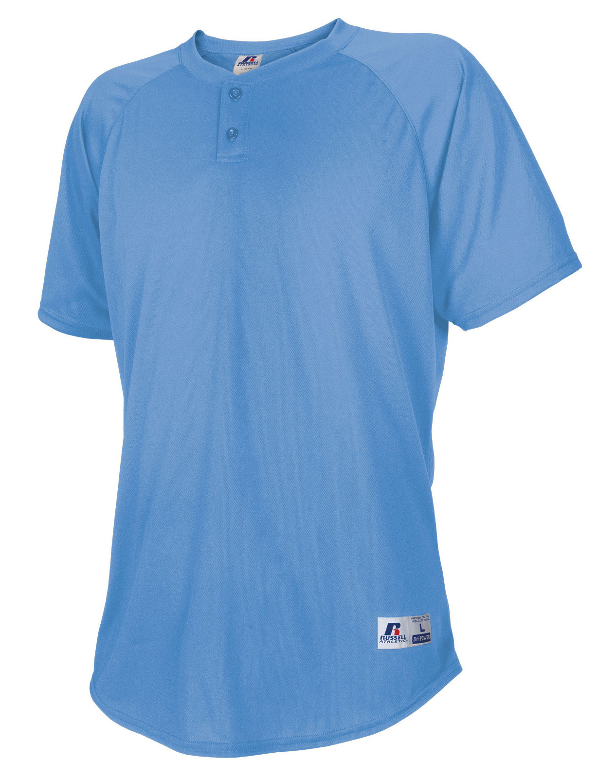 Russell Athletic Adult Two Button Placket