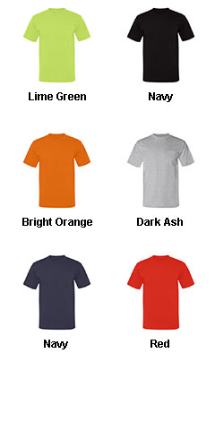 USA Union Made Pocket T-Shirt - All Colors