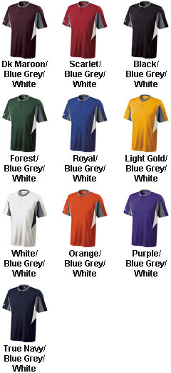Holloway Youth Rocket Jersey - All Colors