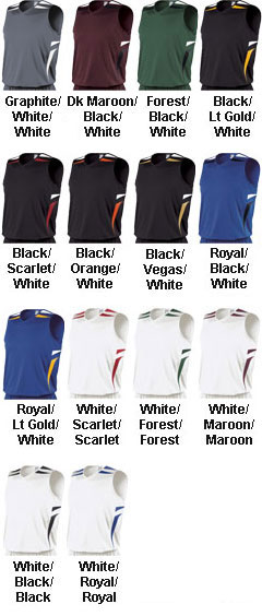 Holloway Youth Prodigy Jersey - All Colors