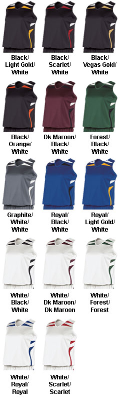Holloway Ladies Prodigy Jersey - All Colors