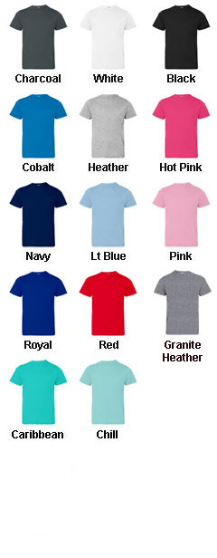 Youth Fine Jersey T-Shirt - All Colors