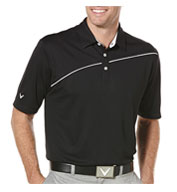 Custom Callaway Adult Piped Performance Polo Mens