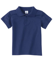 Custom Toddler Jersey Polo