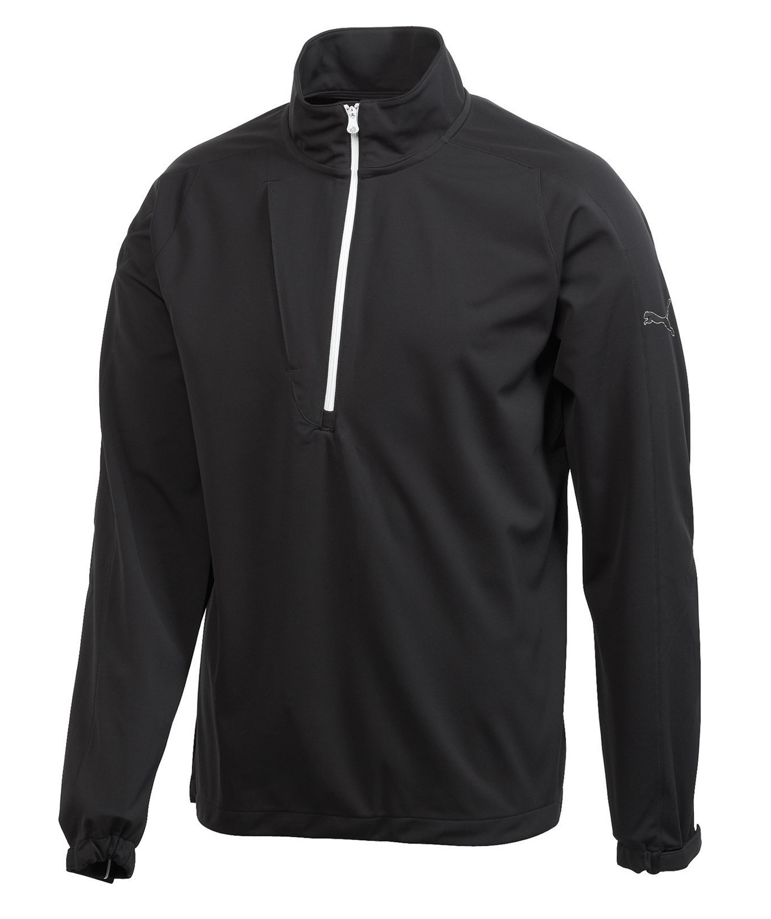 Puma Golf Longsleeve Knit Wind Jacket