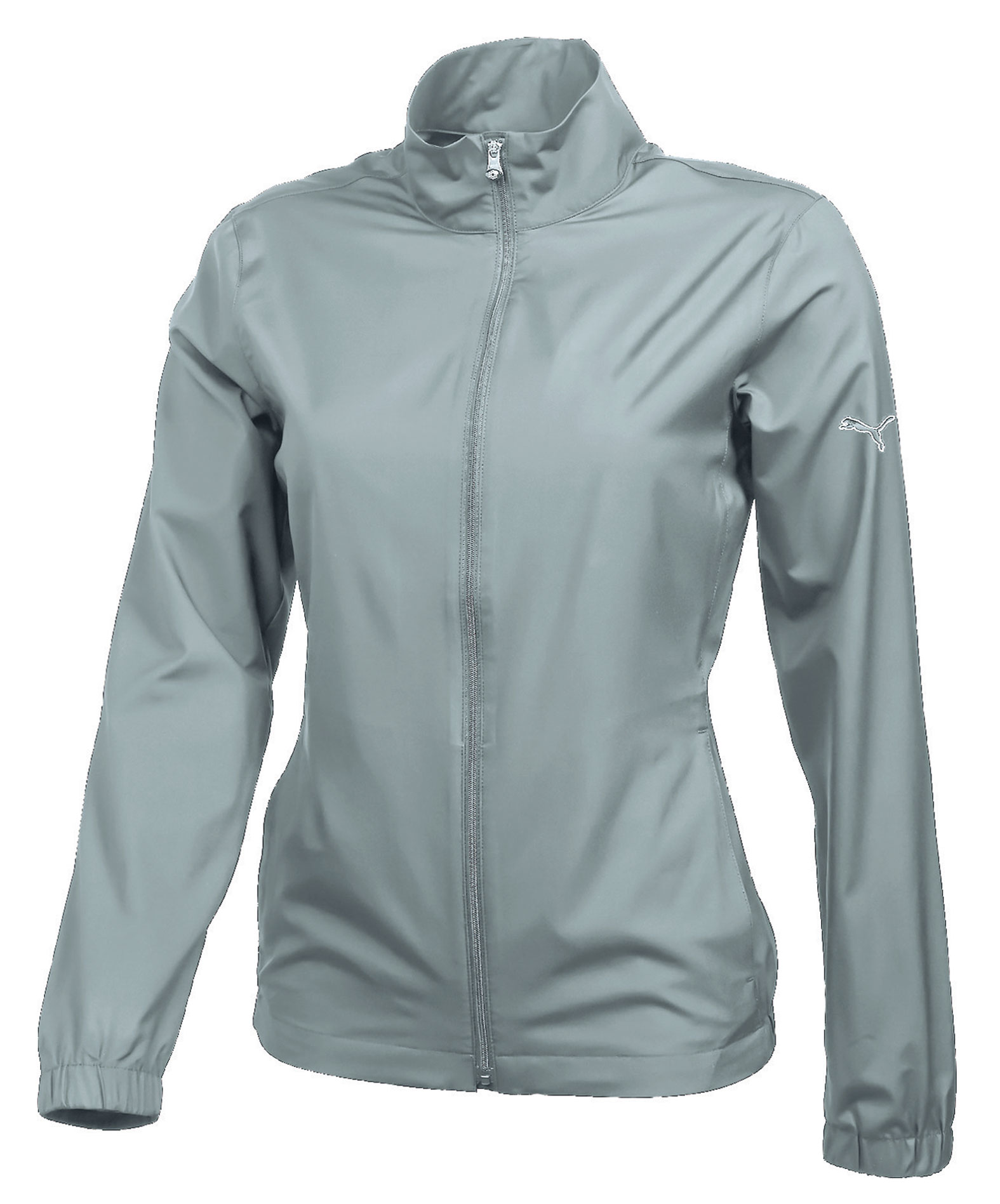 Puma Golf Womens Full Zip Wind Jacket