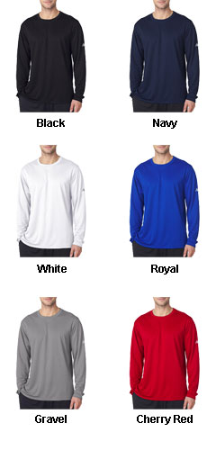 New Balance Mens NDurance® Long Sleeve T-Shirt - All Colors