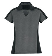 Custom Ladies Merge Cotton Blend Polo