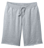 Custom Young Mens Fleece Shorts