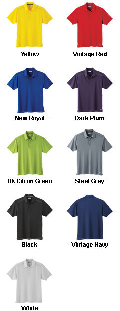 Mens Dunlay Short Sleeve Polo - All Colors