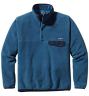 Mens Synchilla® Snap-T Pullover by Patagonia