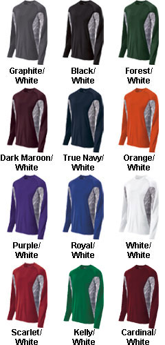Long Sleeve Tidal Shirt by Holloway USA - All Colors