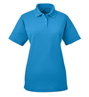 Ladies Cool and Dry Stain Release Polo