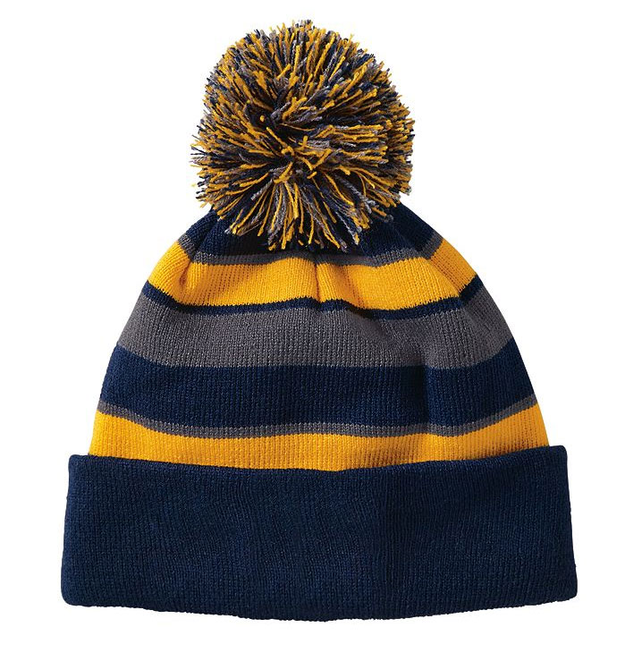 Comeback Pom-Pom Beanie by Holloway USA