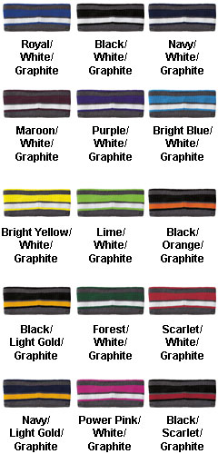 Comeback Headband by Holloway USA - All Colors