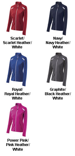 Girls Tumble Jacket by Holloway - All Colors