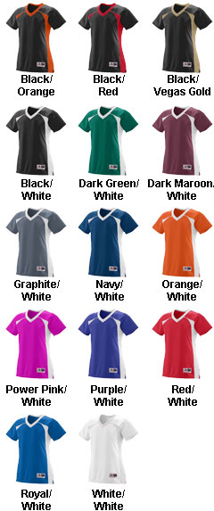 Ladies Victor Replica Jersey - All Colors