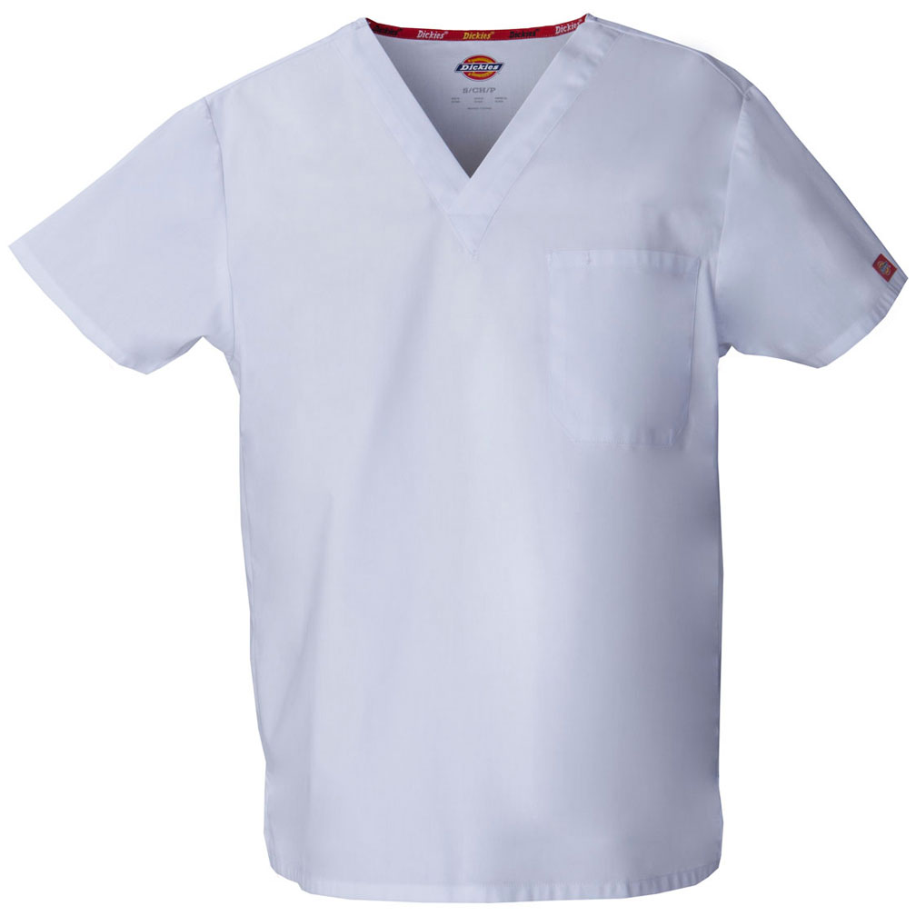 Dickies Unisex V-Neck Scrub Top