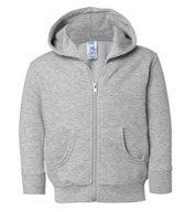 Toddler Full-Zip Fleece Sweatshirt