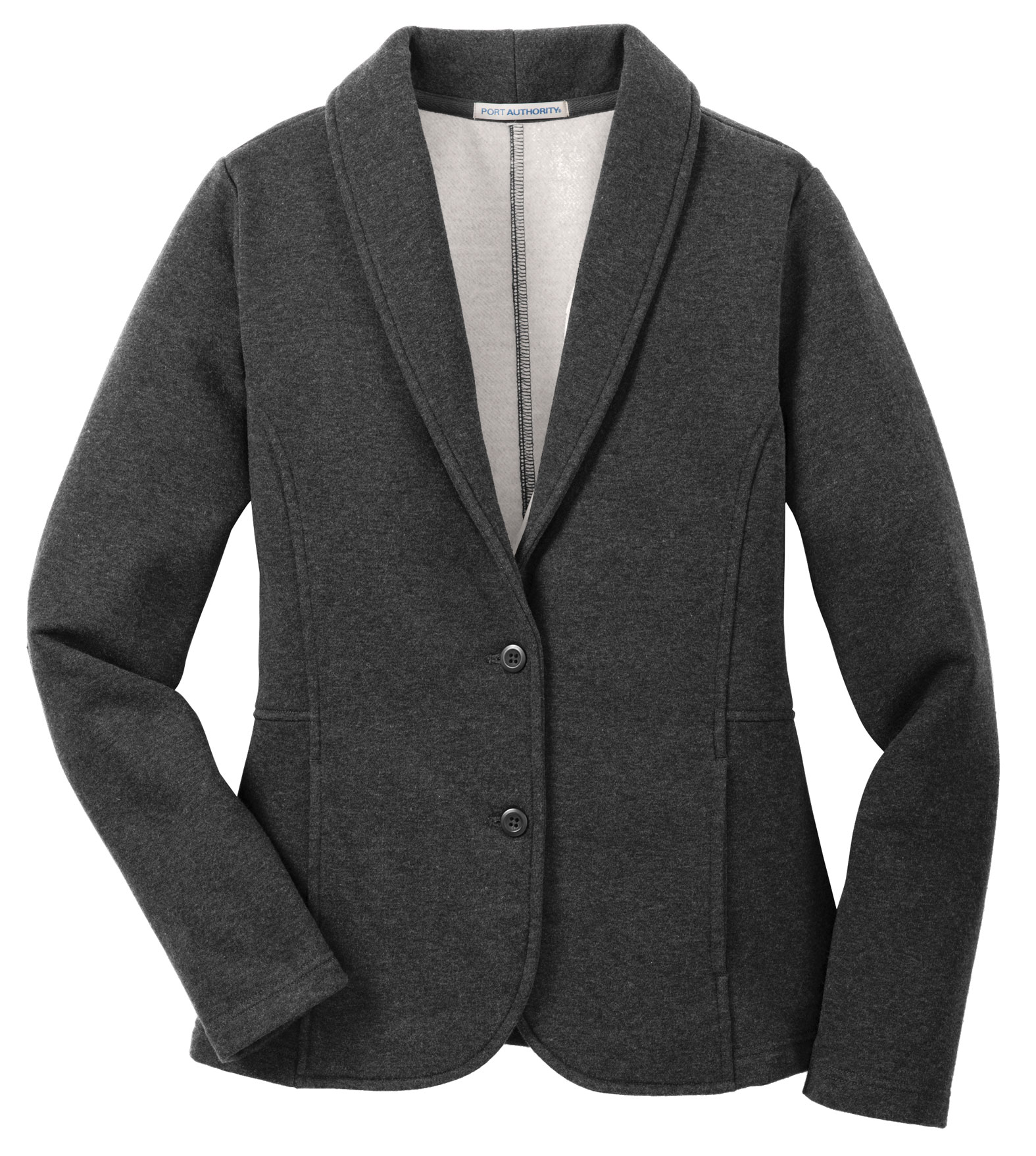 Ladies Fleece Blazer