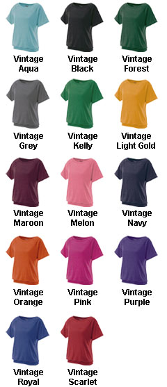 Juniors Charisma Shirt by Holloway USA - All Colors