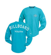 Custom Youth Billboard Crew Sweatshirt