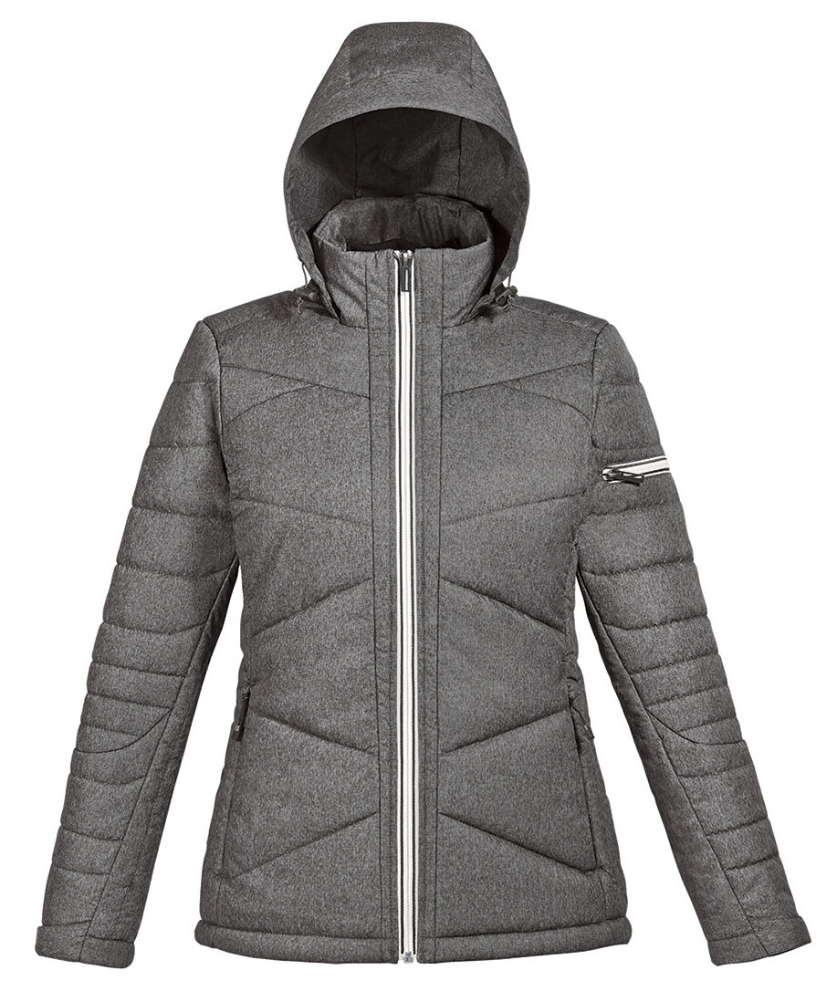 Ladies Avant Tech Melange Insulated Jacket with Heat Reflect Technology
