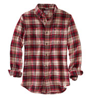 Custom Carhartt Flannel Plaid Shirt