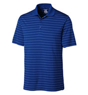 Custom Mens CB DryTec� Franklin Stripe Polo