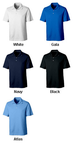 Mens CB DryTec� Glendale Polo in  Big & Tall Sizes - All Colors