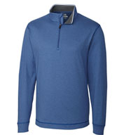 Custom Mens CB DryTec� Topspin Half Zip Mens