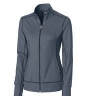 Custom Ladies CB DryTec™ Topspin Full Zip
