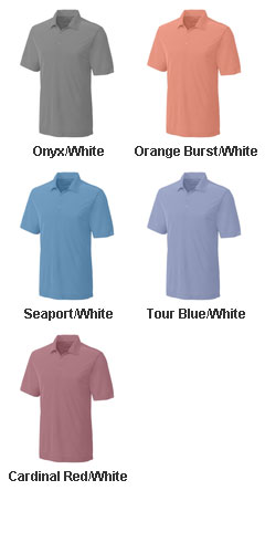 Mens DryTec� Blaine Oxford Polo - All Colors