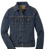 Classic Ladies Denim Jacket