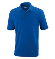 Custom Mens Tall Performance Pique Polo