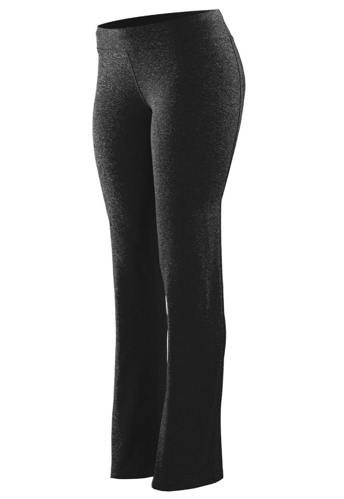 Ladies Wide Waist Poly/Spandex Pant