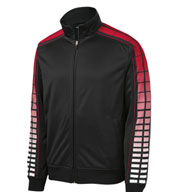 Dot Sublimation Tricot Track Jacket