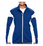 Custom Mens Elite Performance Full Zip Warm Up Jacket