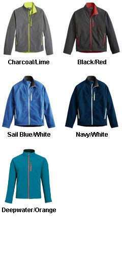 Mens Matrix Soft Shell Jacket - All Colors