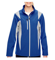 Ladies Icon Colorblock Soft Shell Jacket