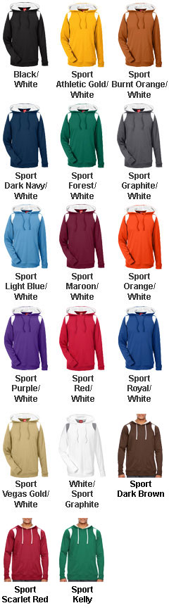 Mens Elite Performance Hoodie - All Colors