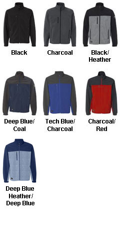 Mens Motion Soft Shell Jacket - All Colors